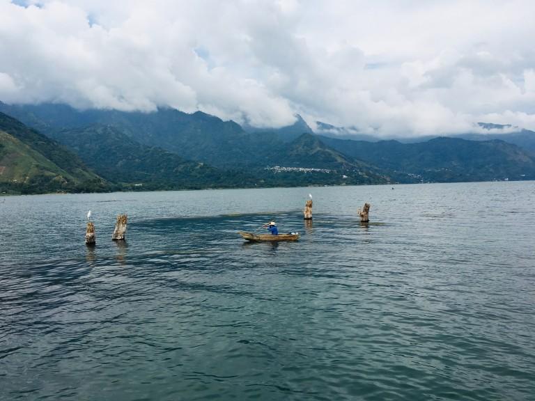 Fisherman La Laguna