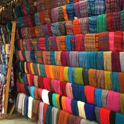 Colorful Textiles