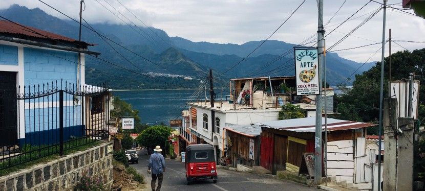 Next Stop –GUATEMALA!