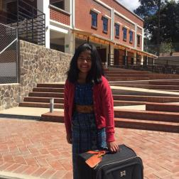 Ester Leaving School for UAE