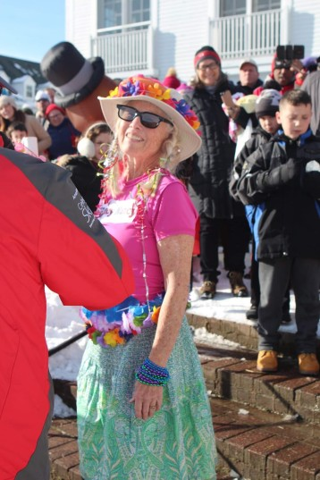 fancy nancy at plunge