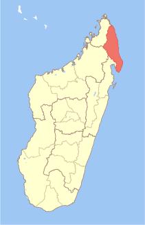 SAVA region, map from Wikipedia
