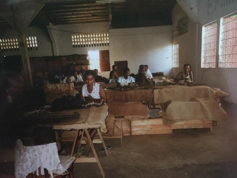 Vanilla Factory, Andapa 1996