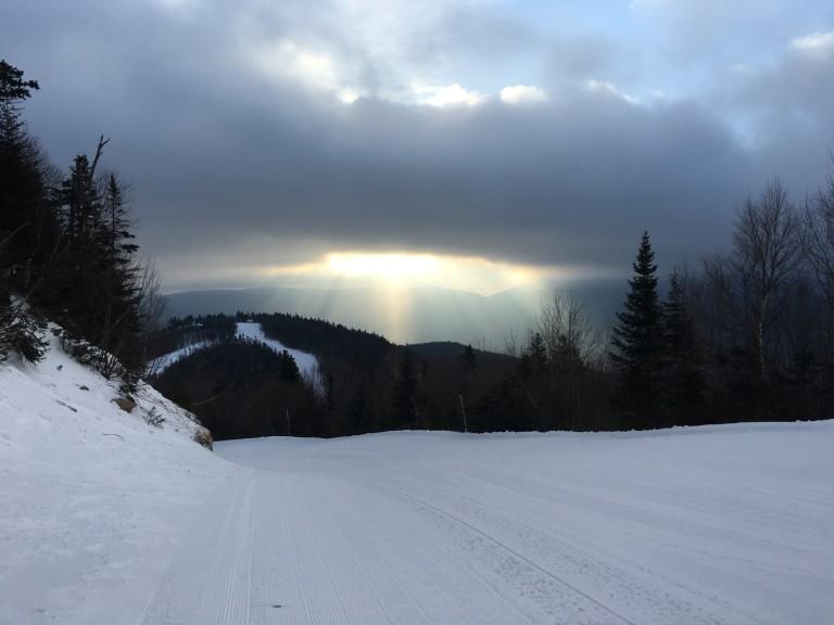 Sun Rays at first run