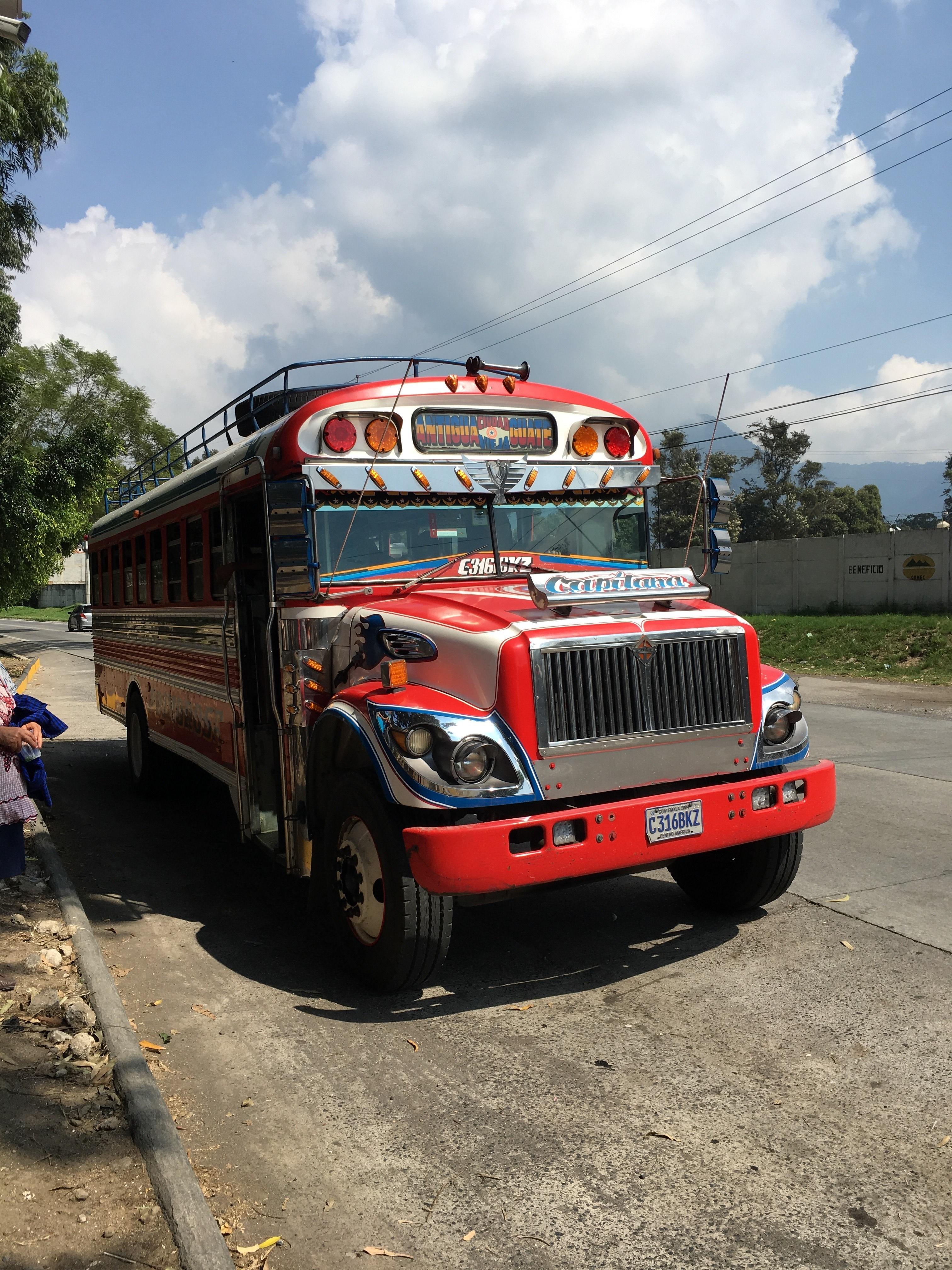 Chicken Bus2