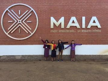 MAIA Sign