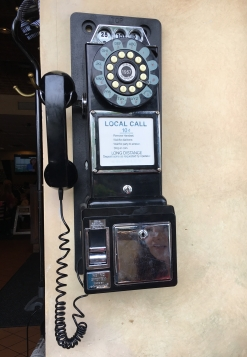 This is a payphone :-)