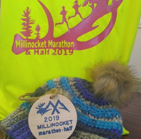 Marathon Hat and Logo