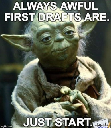 First draft yoda