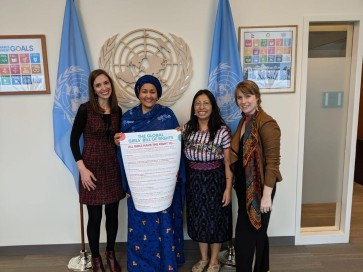 Norma at the UN