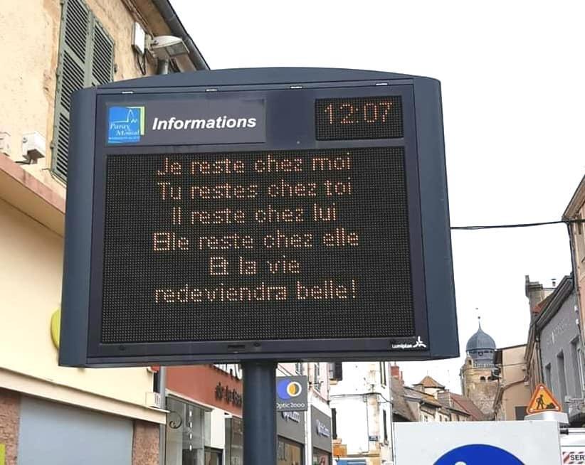 France sign