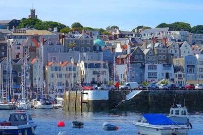 St Peter Port, Guernsey, photo from https://www.elsleaders.com/home