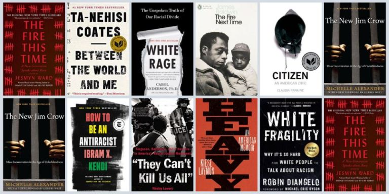 Anti Racist Books